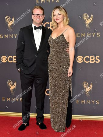 Editorial picture of 69th Primetime Emmy Awards - Arrivals, Los Angeles, USA - 17 Sep 2017