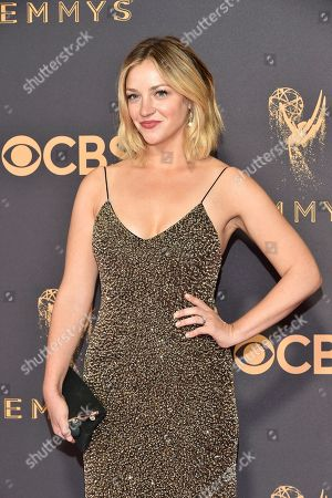 Editorial photo of 69th Primetime Emmy Awards - Arrivals, Los Angeles, USA - 17 Sep 2017