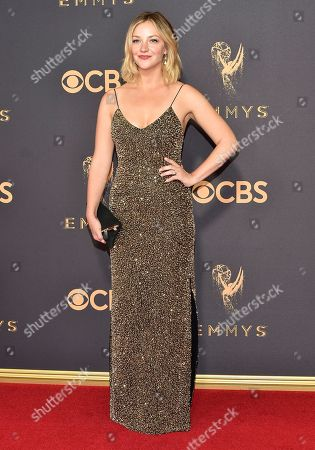 Editorial image of 69th Primetime Emmy Awards - Arrivals, Los Angeles, USA - 17 Sep 2017