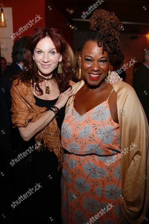 Marilu Henner and Kecia Lewis