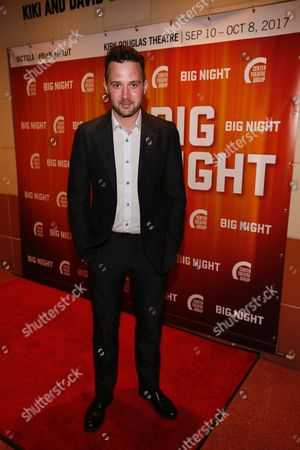 Editorial picture of 'Big Night' Center Theatre Group's Kirk Douglas Theatre Opening, Los Angeles, USA - 16 Sep 2017