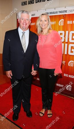 Editorial image of 'Big Night' Center Theatre Group's Kirk Douglas Theatre Opening, Los Angeles, USA - 16 Sep 2017