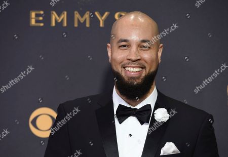 Editorial image of 2017 Primetime Emmy Awards - Arrivals, Los Angeles, USA - 17 Sep 2017