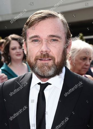 Ricky Schroder arrives at the 69th Primetime Emmy Awards, at the Microsoft Theater in Los Angeles