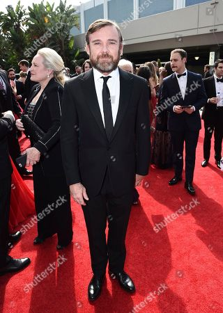 Stock Picture of Ricky Schroder arrives at the 69th Primetime Emmy Awards, at the Microsoft Theater in Los Angeles