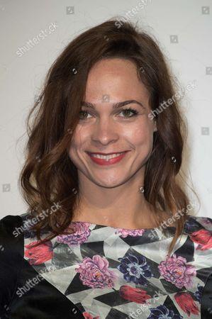 Stock Photo of Marion Huguenin