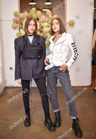Simi & Haze - Sama Khadra and Haya Khadra