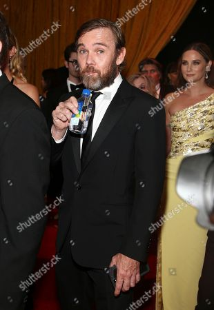 Editorial image of FIJI Water at the 69th Primetime Emmy Awards, Los Angeles, USA - 17 Sep 2017