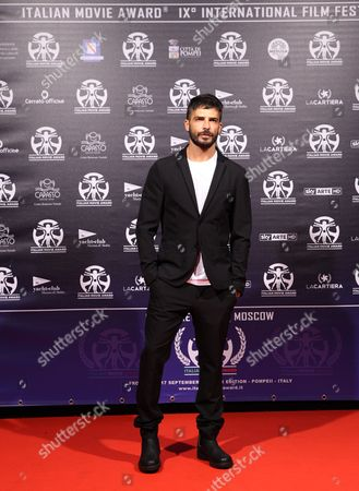 Editorial image of Italian Movie Awards, Italy - 17 Sep 2017