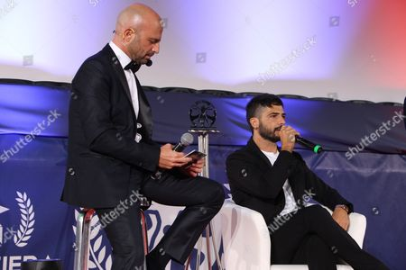 Editorial photo of Italian Movie Awards, Italy - 17 Sep 2017