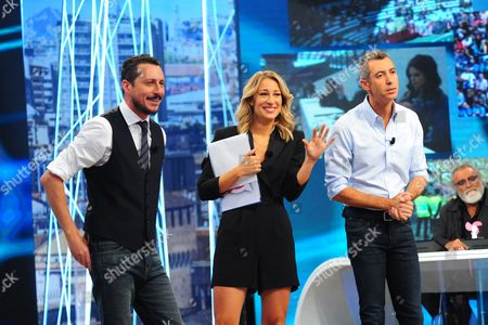 My Ceran, Luca Bizzarri and Paolo Kessisoglu.