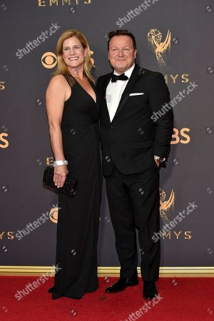 Editorial photo of 2017 Primetime Emmy Awards - Arrivals, Los Angeles, USA - 17 Sep 2017
