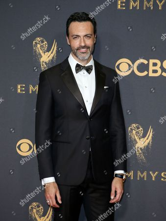 Stock Picture of Beejan Land arrives at the 69th Primetime Emmy Awards, at the Microsoft Theater in Los Angeles