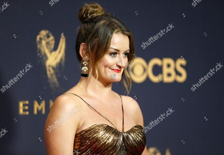 Editorial image of 2017 Primetime Emmy Awards - Arrivals, Los Angeles, USA - 17 Sep 2017