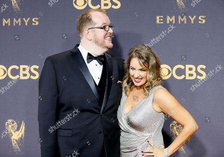 Editorial picture of 2017 Primetime Emmy Awards - Arrivals, Los Angeles, USA - 17 Sep 2017