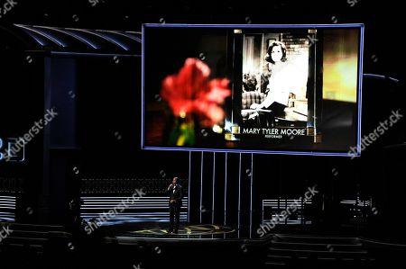 Editorial image of 2017 Primetime Emmy Awards - Show, Los Angeles, USA - 17 Sep 2017