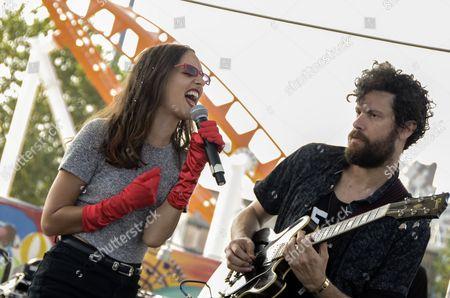 Editorial picture of Unicorn Carnival Festival, New York, USA - 17 Sep 2017