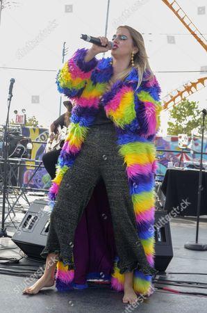 Stock Image of Darby Anne Walker