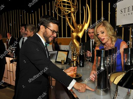 Peter Huyck at 2017 Emmy Winners Circle hosted by Sterling Vineyards at the 69th Primetime Emmy Awards Governors Ball on at the LA Convention Center in Los Angeles