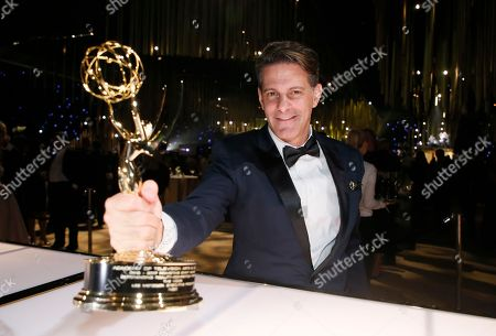 Editorial picture of 69th Primetime Emmy Awards - Governors Ball Winners Circle, Los Angeles, USA - 17 Sep 2017