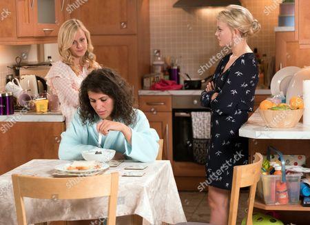 Editorial image of 'Coronation Street' TV Series - Sep 2017