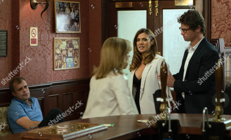 Editorial picture of 'Coronation Street' TV Series - Sep 2017