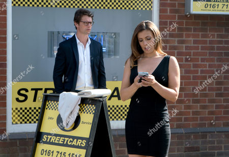 Ep 9252 Monday 18th September 2017 - 2nd Ep Michelle Connor, as played by Kym Marsh, confides in Will, as played by Leon Ockenden, that she and Robert haven't really split up and they're only keeping up the pretence to try and put off their stalker. Can Will mask his fury?