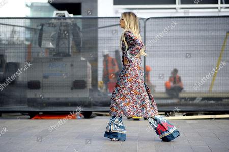 Erica Pelosini Leeman Art Director and Contributor at Vogue Street Style,