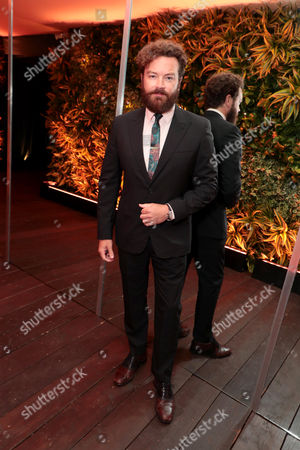 Stock Image of Danny Masterson seen at Netflix Primetime Emmys Party at NeueHouse in Los Angeles, CA on September 17, 2017