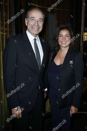 Jean-Francois Cope, Nadia