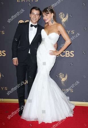 Sofia Vergara and son Manolo Gonzalez-Ripoll Vergara