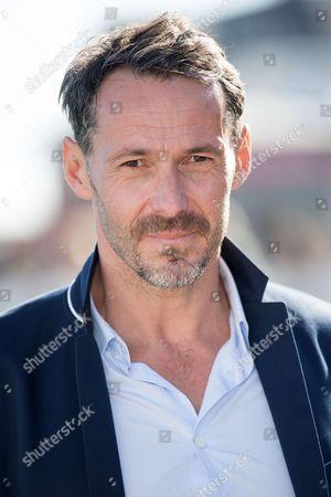 Stock Picture of Julien Boisselier
