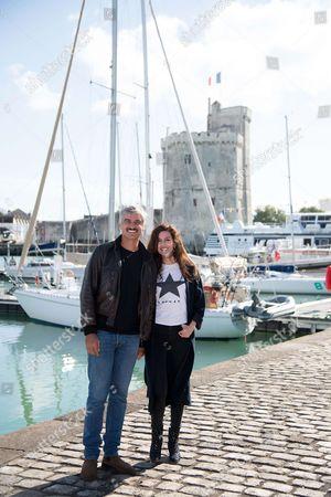 Francois Vincentelli and Julia Faure