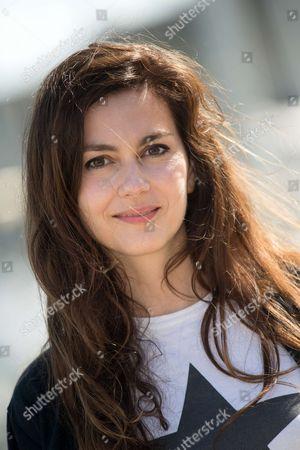 Stock Photo of Julia Faure