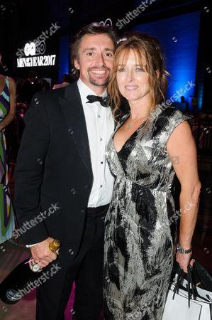Richard Hammond and wife Mindy Hammond
