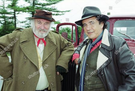 Claude Jeremiah Greengrass, as played by Bill Maynard ; Johnny Lee, as played by David Essex