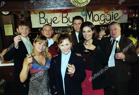 PC Bellamy, as played by Mark Jordon ; Gina Ward, as played by Tricia Penrose ; Oscar Blaketon, as played by Derek Fowlds ; Maggie Bolton, as played by Kazia Pelka ; PC Bradley, as played by Jason Durr ; PC Ventress, as played by William Simmons