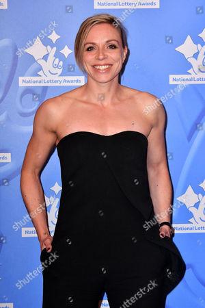 Stock Image of Kate Richardson-Walsh