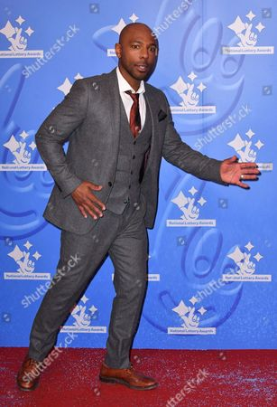 Editorial picture of National Lottery Awards, London, UK - 18 Sep 2017