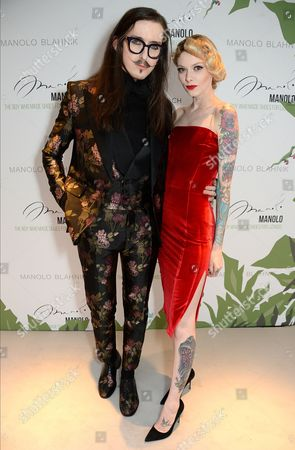 Joshua Kane and Francesca Merricks