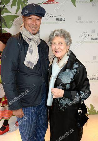 Michael Roberts and Joan Burstein