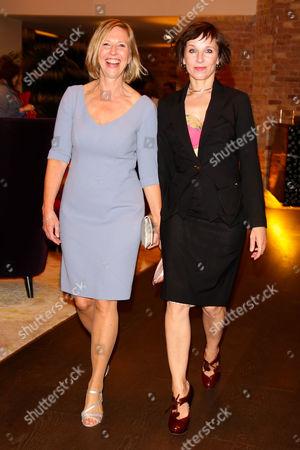 Petra Zieser and Meret Becker