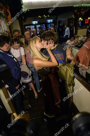 Leebo Freeman and Bonnie Strange