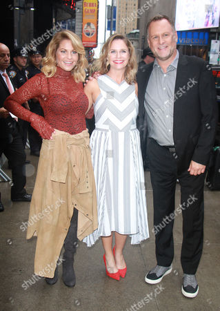 Editorial picture of 'Good Morning America' TV show, New York, USA - 18 Sep 2017