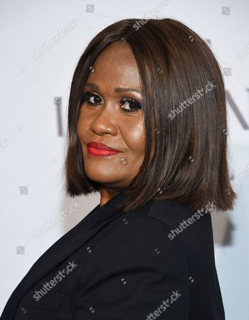 Monica Braithwaite attends the 3rd Annual Diamond Ball at Cipriani Wall Street, in New York