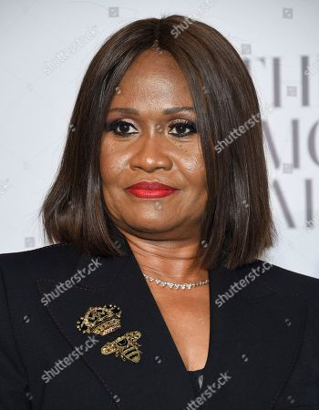 Stock Picture of Monica Braithwaite attends the 3rd Annual Diamond Ball at Cipriani Wall Street, in New York