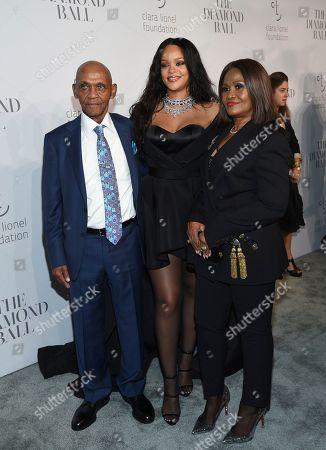 Editorial photo of 3rd Annual Diamond Ball, New York, USA - 14 Sep 2017