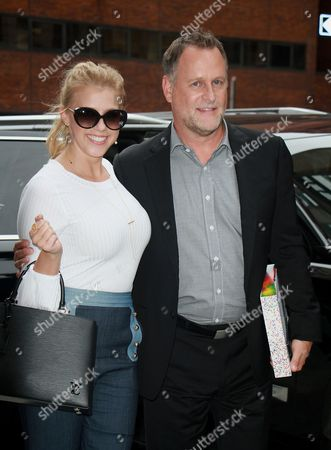 Stock Picture of Jodie Sweetin, Dave Coulier