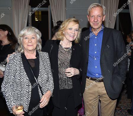 Liv Ullmann, Margarethe Von Trotta, Ingmar Bergman, Jr.