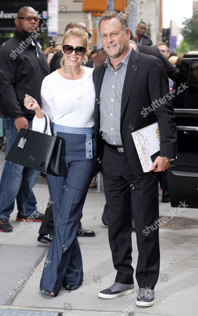 Stock Photo of Jodie Sweetin and Dave Coulier